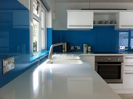 glass kitchen wall coverings