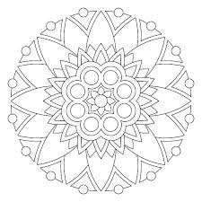 mandala coloring pages for adults free.  For Mandala Coloring Pages Adult Printable Adults Free Halloween For Kids  Animals  With Mandala Coloring Pages For Adults Free N