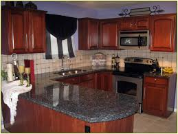 Emerald Pearl Granite Kitchen Emerald Pearl Granite White Cabinets Home Design Ideas