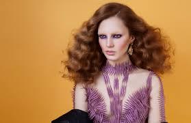 the 70s jana van de bold hair makeup florian ferino