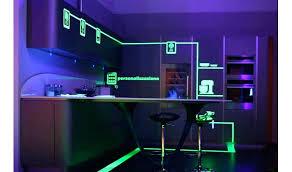 kitchen led strip lighting. Under Cabinet Led Light Strips Kitchen Lighting Ideas Great Strip .