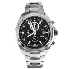 citizen eco drive super titanium chronograph mens watch ca0190 56e