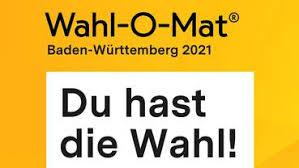 Hier geht's direkt zum test. Wahl O Mat Landtagswahl In Bw 2021 Online Tool Hier Testen