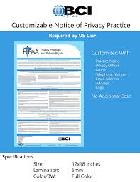 Hipaa Privacy Policy Template Virtren Com