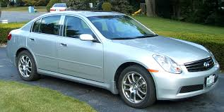 2006 Infiniti G35 Sedan 6MT 1/4 mile Drag Racing timeslip specs 0 ...