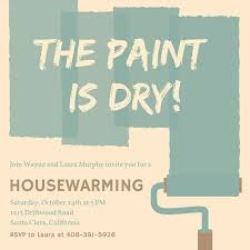Housewarming Party Invitations Free Printable Who To Invite To A Housewarming Party Cohodemo Info