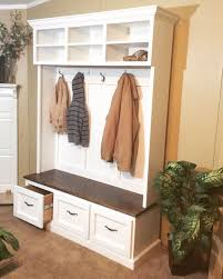 entryway storage locker furniture. Mud Bench, Locker Unit, Hall Tree, Shoe Bench Made From Hardwood By GriffinFurniture On Etsy Entryway Storage Furniture