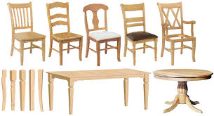 amazing of unfinished furniture tables dining chairs for awesome regarding stylish home unfinished furniture dining room chairs plan