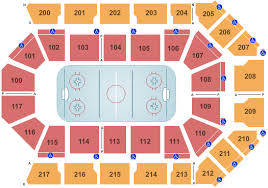 Rabobank Arena Seating Chart With Seat Numbers Mechanics Bank Arena Seating Chart Bakersfield