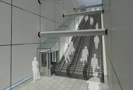 Uks First Incline Lift Coming To Improve Disabled Access