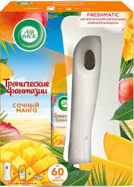 <b>Освежитель воздуха</b> AirWick Pure <b>Сочный манго</b> ...