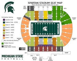 Spartan Stadium Map Spartan Fund