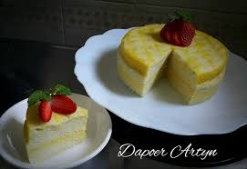 Resep Sponge Cake Custard Kukus Yang Enak Banget Resep Masakan