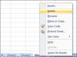 How To Create Template In Excel 2010 Microsoft Excel Tutorials How To Create A Worksheet Template