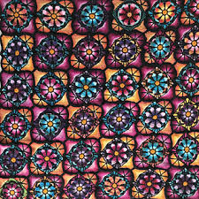 Stained Glass Flower Patterns Amazing Ravelry Stained Glass Flowers Pattern By Johanna Lähteenvuo