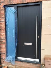 Entrance Door Frame Design