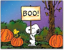 Image result for halloween peanuts