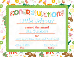 Achievement Awards For Elementary Students 50 Nifty End Of The Year Awards Teachtrainlove Com