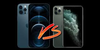 iPhone 12 Pro Max Vs. iPhone 11 Pro Max: Biggest Apple Phones Compared