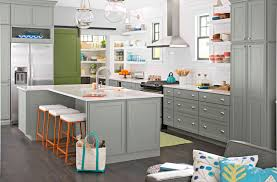Current Kitchen Cabinet Trends Trend Kitchen With Painted Cabinets Greenvirals Style