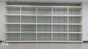 l post style steel racks shelves for philippines find brand new l post style steel racks shelves on olx