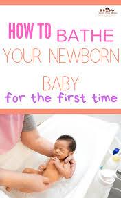 How To Bathe A Newborn Baby | Baby | Brown Skin Mama