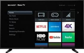 Sharp - 58\ Flat Screen TVs Best Buy