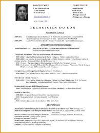 9 Cv Audiovisuel Lettre Administrative