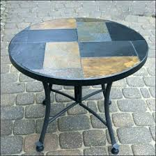 small mosaic patio table small mosaic patio table unique tile patio table and full size of