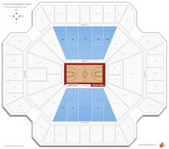 Usa Seating Chart Lubbock United Supermarkets Arena Texas Tech Seating Guide
