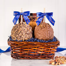 father s day candy apples gift basket