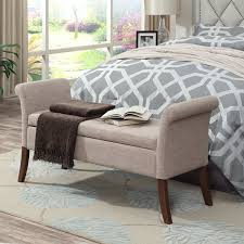 bedroom bench. bedroom bench wayfair