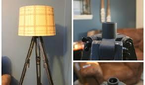 Diy industrial lighting Galvanized Pipe Download By Sizehandphone Bradshomefurnishings Diy Spotlight Lamp Tripod Lamp Lighting Pinterest Tripod Industrial