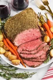 Beef Roast Tenderness Chart Top Round Roast Beef Recipe