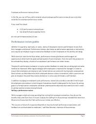 Genial Employee Self Assessment Examples Phrases Elemental Portray ...