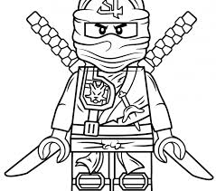 Valuable Inspiration Lego Ninjago Coloring Pages Free Ninja