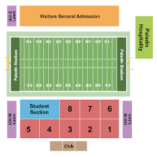 Buy Furman Paladins Tickets Seating Charts For Events