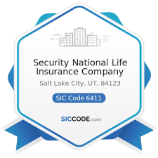 Security national life insurance company inc has 88 total employees across all of its locations and generates $10.70 million in sales (usd). Security National Life Insurance Company Zip 84123