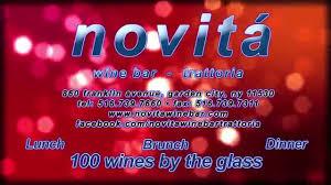 novita wine bar trattoria