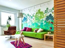 Decoration Creative Painting Ideas For Walls Wall And Modern Gorgeous Wall Painting Living Room Creative