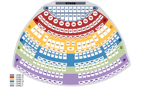 Hollywood Casino Amphitheatre St Louis Seating Chart Riverport Amphitheater St Louis Seating Chart