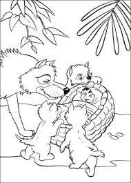 Wolf Kleurplaten