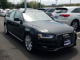 audi a4 2014 black. Exellent Black Black 2014 Audi A4 Premium For Sale In Maple Shade NJ Throughout 2