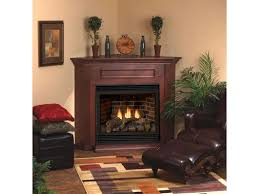 Corner Direct-Vent Tahoe Deluxe 32 Fireplace COMPLETE SYSTEM in ...