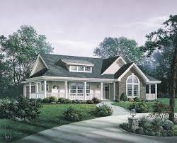 house plan plans dormers and front porch here see even larger picture bungalow country craftsman ranch with
