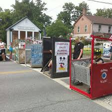 Outhouse races: a Fourth of July tradition in Bristol | NCPR News
