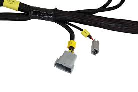 infinity pnp ford coyote engines using ford engine harness aem pnp connection for aem aux plug to easily add common aftermarket sensors including fuel pressure oil pressure boost control solenoid and ethanol content