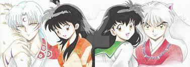 Adult anime drawings of inuyasha
