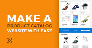 Product Catalog Templates Online Product Catalog With Joomla Template Joomla Monster