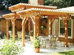 backyard pergolas plans medium size of shaped pergola kits free small patio how diy
